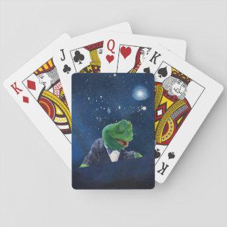 Tuxedo Frog   #2 Playing Cards