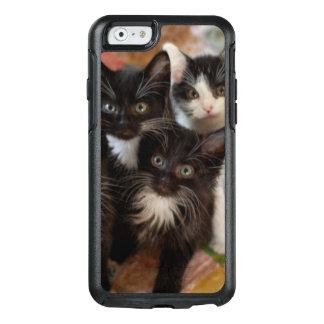 Tuxedo Kitten Group OtterBox iPhone 6/6s Case