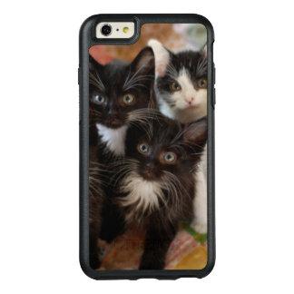 Tuxedo Kitten Group OtterBox iPhone 6/6s Plus Case