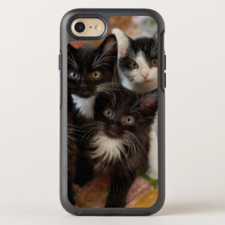 Tuxedo Kittens OtterBox Symmetry iPhone 8/7 Case