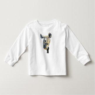 Tuxedo Rhino Toddler T-Shirt
