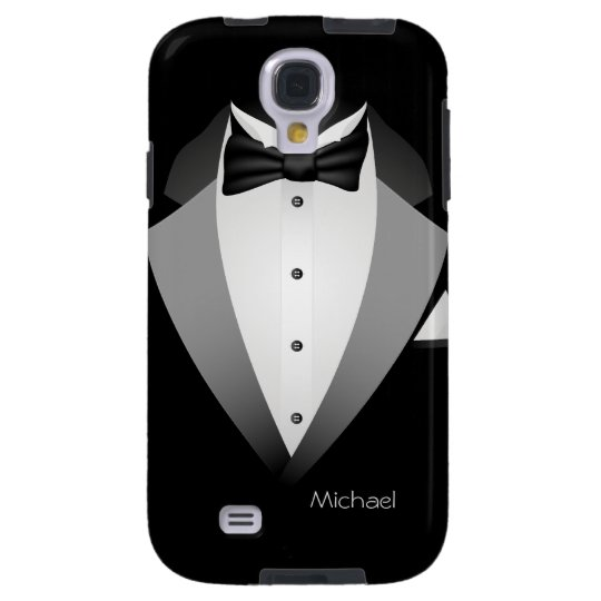 Tuxedo Samsung Galaxy S4 Case