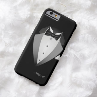 Tuxedo Suit Barely There iPhone 6 Case