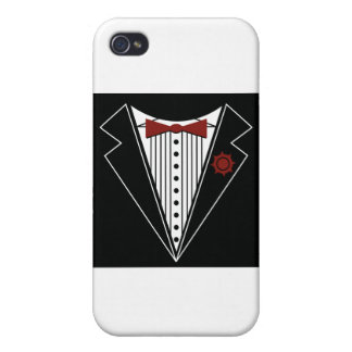 Tuxedo Tshirt Case For The iPhone 4