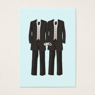 Tuxedos Business Card
