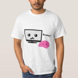 TV Eats Your Brains Shirt