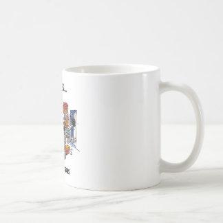 TV is... Commercials Basic White Mug