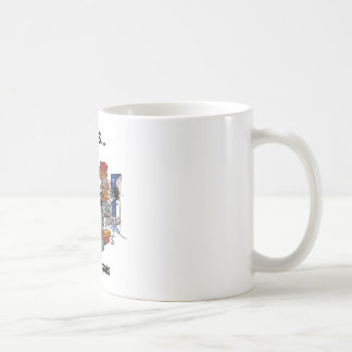 TV is... Commercials Coffee Mugs