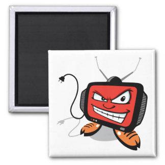 Tv is Evil!! Magnet