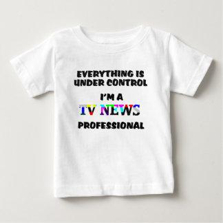 TV News Pro Baby T-Shirt