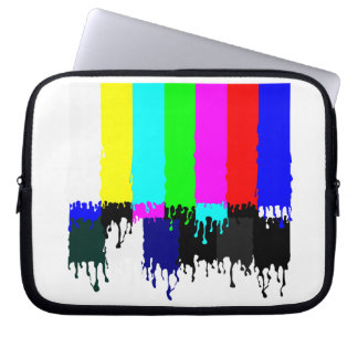 TV No Signal Laptop bag Laptop Sleeve