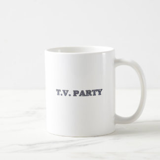 TV Party  Coffee Mug