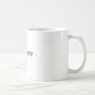 TV Party  Basic White Mug
