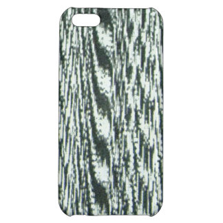 TV Signal with White Noise iPhone 5 Case