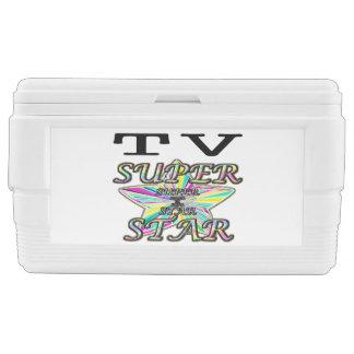 TV Superstar Ice Chest
