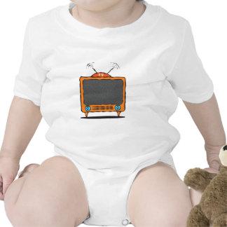 tv /  television icon bodysuit