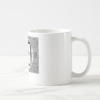 TV Test Pattern Coffee Mug