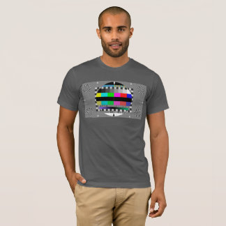 TV Test Screen T-Shirt