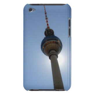 tv tower berlin barely there iPod cover