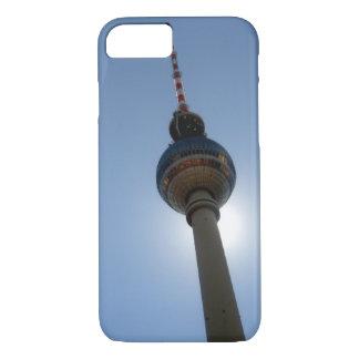 tv tower berlin iPhone 7 case