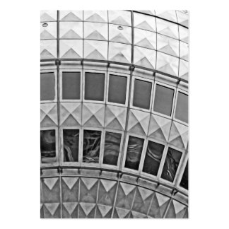 Tv Tower (Fernsehturm), Berlin, Artistic (tv15bw) Large Business Cards (Pack Of 100)