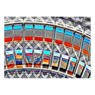Tv Tower (Fernsehturm), Berlin, Artistic (tv15emb) Large Business Cards (Pack Of 100)