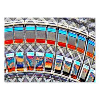 Tv Tower (Fernsehturm), Berlin, Artistic (tv15emb) Business Card