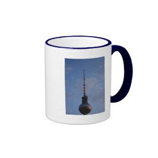 Tv Tower Ringer Mug