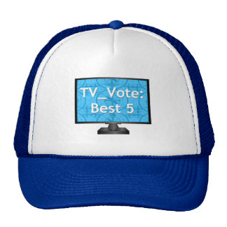 TV Vote Official Hat