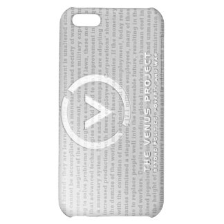 TVP Chrome Cover For iPhone 5C