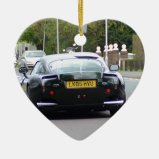 TVR Sagaris Christmas Ornament