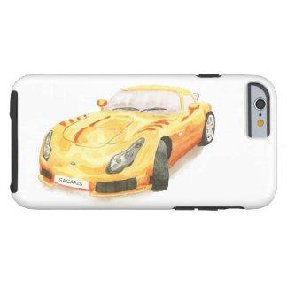 TVR Sagaris iPhone case