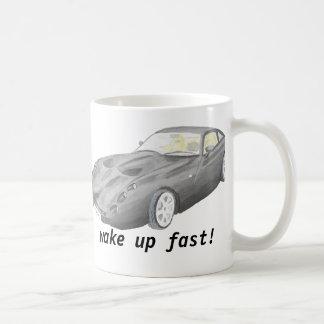 TVR Tuscan car mug, wake up fast Coffee Mug