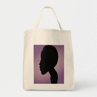 TWA (Lavender) Canvas Bags