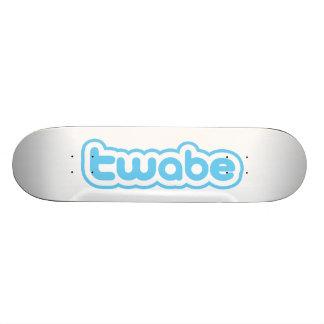 twabe skate board decks