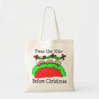 Twas Night Before Christmas Bag