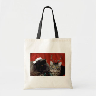 T'was The Night Before Christmas Canvas Bags