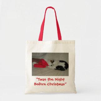 Twas the Night before Christmas Kitten