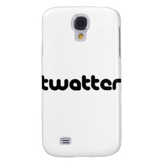Twatter Galaxy S4 Cases