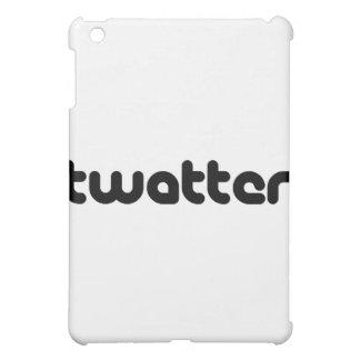 Twatter iPad Mini Cover