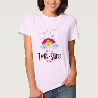 Twee-Shirt Shirts