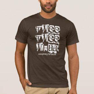 Twee Twee Whaa!, www.jeremyDwilson... - Customized T-Shirt