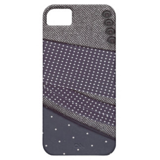 tweed and silk iPhone case iPhone 5 Covers