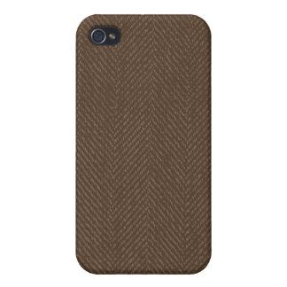 Tweed iPhone 4 Cover