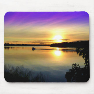 Tweed River Mouse Pad