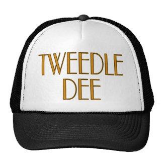 Tweedle Dee Cap