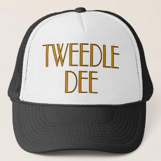 Tweedle Dee Trucker Hat