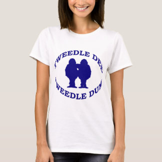 Tweedle Dee & Tweedle Dum T-Shirt
