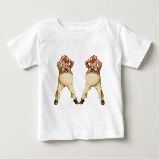 Tweedledee and Tweedledum Baby T-Shirt