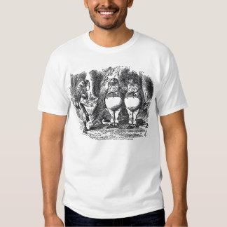 Tweedledum and Tweedledee T Shirt